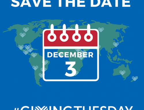SAVE THE DATE #GIVINGTUESDAY